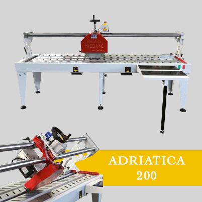 Taglierina Adriatica 200